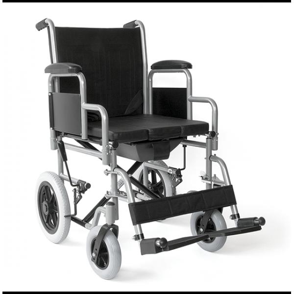Αναπηρικό αμαξίδιο με WC - VT201