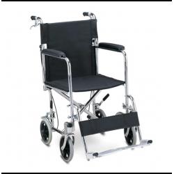Αναπηρικό αμαξίδιο με φρένα συνοδού - VT202