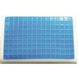 Μαξιλάρι ύπνου με Gel & Memory Foam με Aloe Vera Κάλυμμα