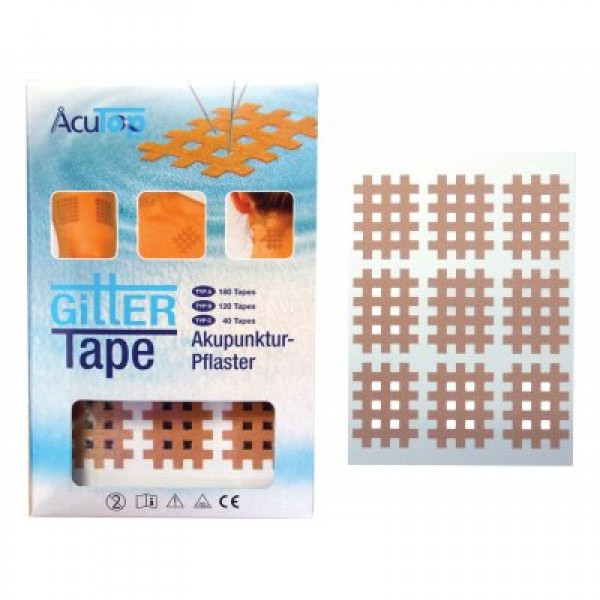 Acu Top-Gitter Tape KINISIO-TAPES
