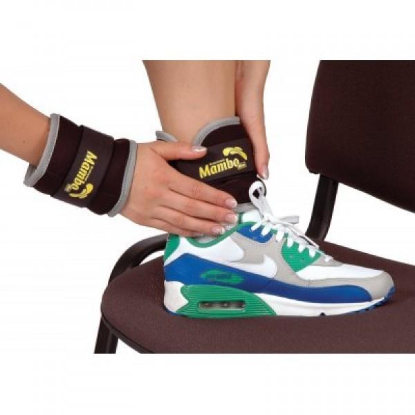Βάρη Χεριών – Ποδιών Mambo Max Wrist & Ankle 0,5kg ΟΡΓΑΝΑ & ΑΛΤΗΡΕΣ ΧΕΡΙΩΝ - ΠΟΔΙΩΝ