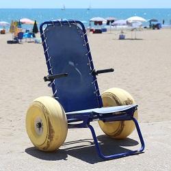 Αναπηρικά Αμαξίδια Θαλάσσης